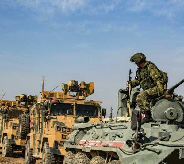 رمز و راز مهاجم زره پوش روسی 3 سرباز را در سوریه مجروح کرد