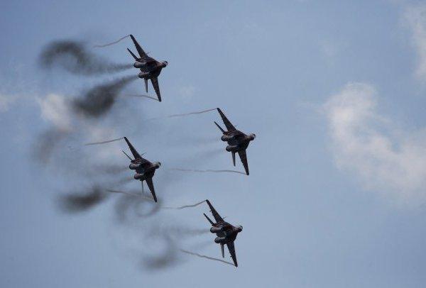 استقرار شدید 1000 حمله هوایی روسیه مصمم به غرق شدن داعش در دریای خون