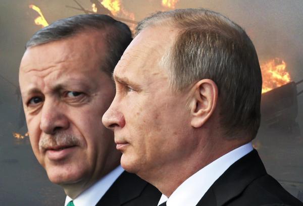 """ترکیه روسیه را در """"صفحه شطرنج"""" سوریه """"کنترل"""" می کند؟"""
