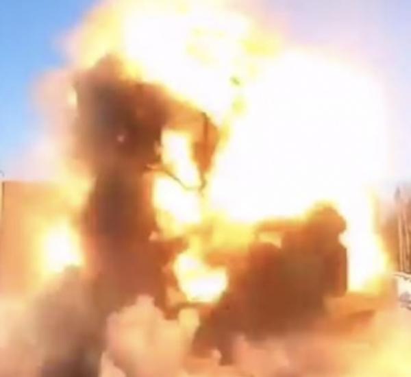 بالگردهای روسی با 22 موشک هدایت شونده به شدت حمله می کنند