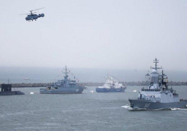 """دریای سیاه """"خشمگین"""" ، روسیه تصمیم به ضربه سخت برای برقراری نظم؟"""