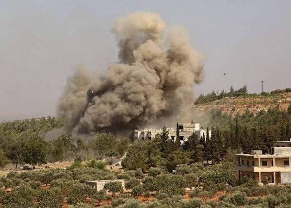 """شورشیان با حمله به سربازان سوری """"خشم"""" روسیه را دریافت کردند"""